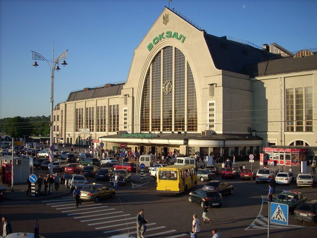 0.8 Kiev wikipedia -Passazhirskiy_railway_station,_Kiev,_Ukraine