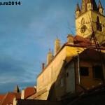 întorcând capul primăvara, în Sibiu – Nokia Lumia 625