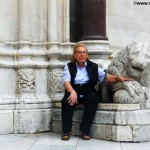 doi prieteni, în Napoli – Panasonic Lumix