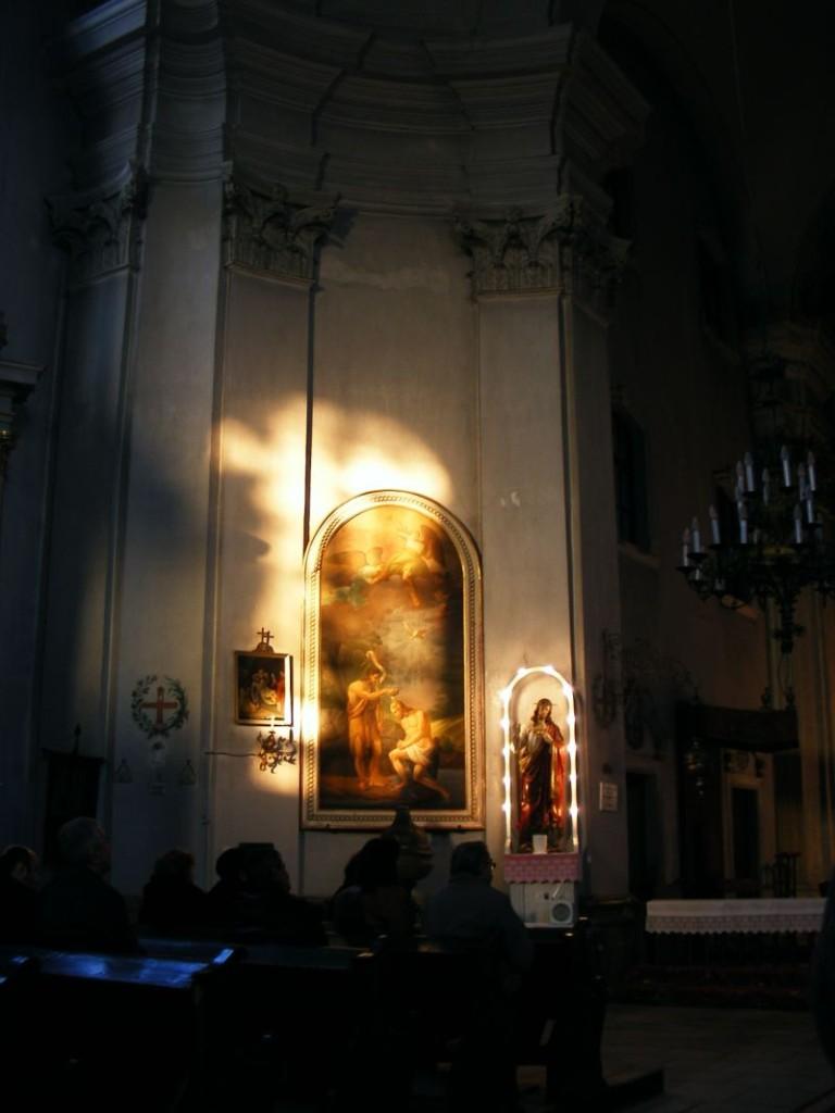 Locul II - MIHAI ANCA - Biserica Franciscana Sibiu