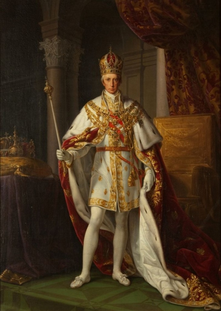 HGM_Kupelwieser_Porträt_Kaiser_Franz_I