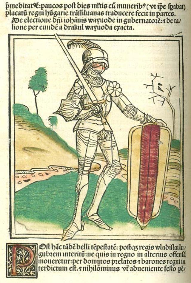John_Hunyadi_-_Johannes_de_Thurocz_-_Chronica_Hungarorum,_Brno_1488