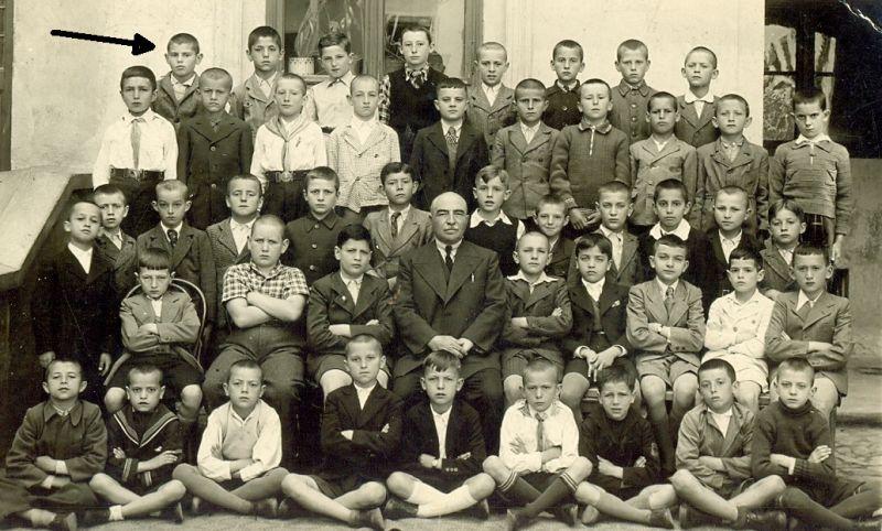 clasa gimnaziala la liceul gh lazar anii 30
