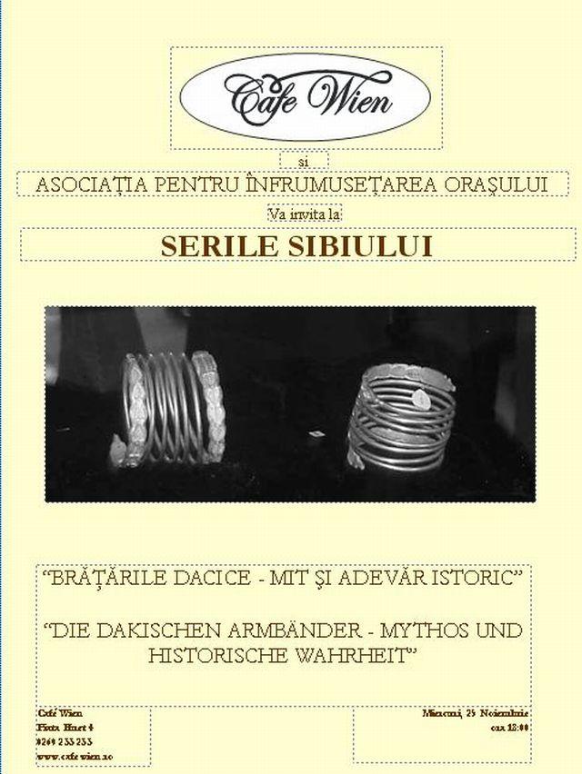 afis serile sibiului I