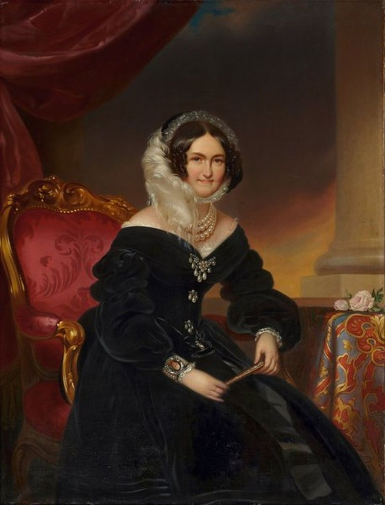 Caroline_Augusta_of_Bavaria_empress_of_Austria