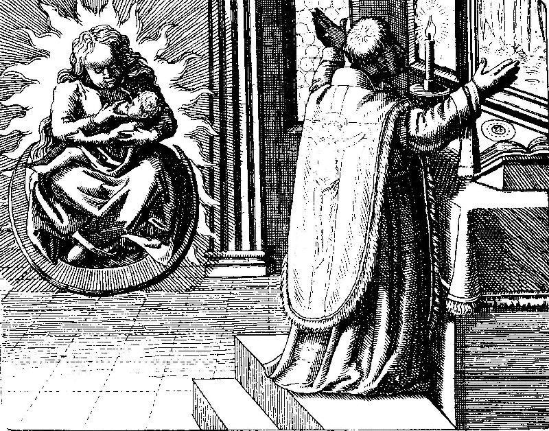 Melchior Cibinensis, așa cum era reprezentant în lucrarea lui Michael Maier.