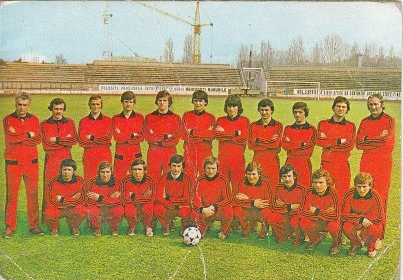 Romanian football teams Club Soimii
